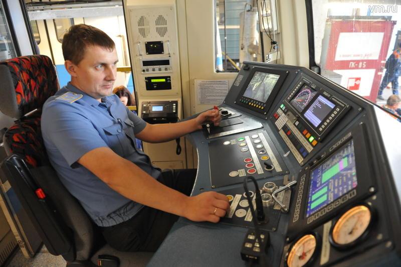 учиться машинист электропоезда метрополитена в москве возраст чем понять